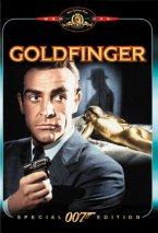 copertina di 007 - Missione Goldfinger