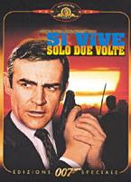 copertina di 007 - Si vive solo due volte - Edizione Speciale