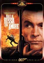 copertina di 007 - Dalla Russia con amore - Edizione Speciale