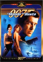 copertina di 007 - Il mondo non basta
