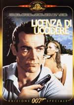 copertina di 007 - Licenza di uccidere - Edizione Speciale