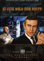 copertina di 007 - Si vive solo due volte - The Best Edition