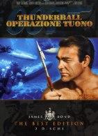 copertina di 007 - Thunderball - Operazione tuono - The Best Edition