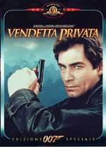 copertina di 007 - Vendetta privata - Edizione Speciale