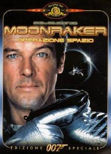 copertina di 007 - Moonraker - Operazione spazio - Edizione Speciale