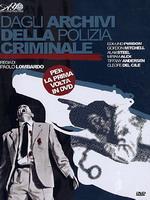 copertina di Dagli Archivi Della Polizia Criminale