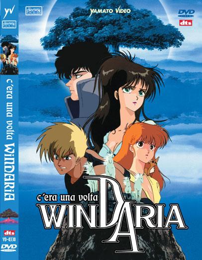 copertina di C'era una volta Windaria