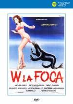 copertina di W la foca