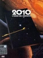 copertina di 2010: L'anno del contatto