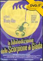 copertina di Maledizione dello scorpione di giada, La
