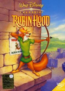 copertina di Robin Hood