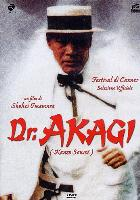 copertina di Dr. Akagi