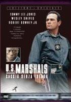 copertina di U.S. Marshals