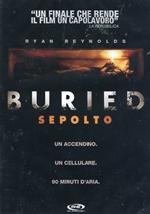 copertina di Buried - Sepolto