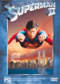 copertina di Superman II