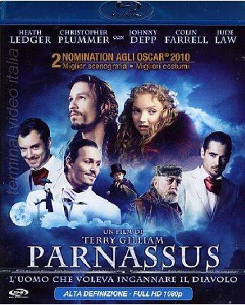 Parnassus l 39 uomo che voleva ingannare il diavolo homevideo database - Film lo specchio della vita italiano ...