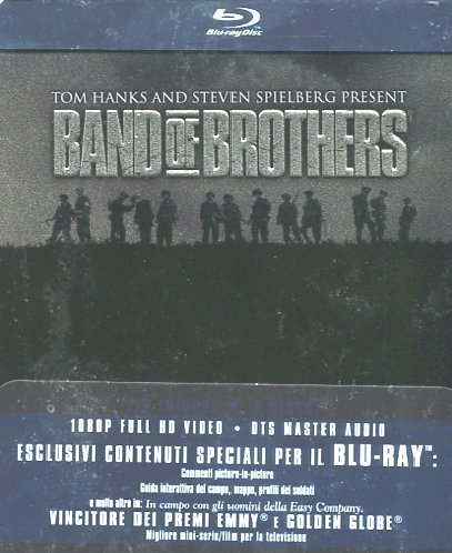 copertina di Band of Brothers