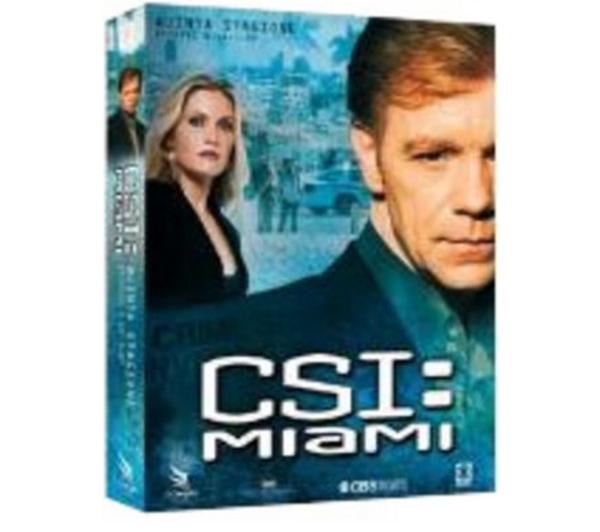 copertina di C.S.I. MIAMI - Stagione 5 Episodi 13-24