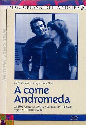 copertina di A come Andromeda
