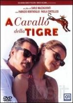 copertina di A cavallo della tigre