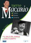 copertina di Gallo del cortile, Il + Carlo Alberto