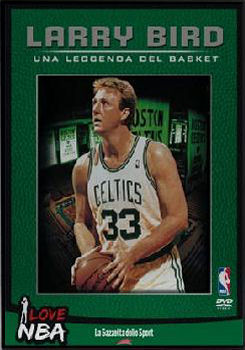 copertina di I love NBA 14 - Larry Bird