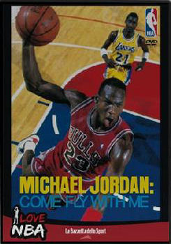 copertina di I love NBA 16 - Michael Jordan come fly with me