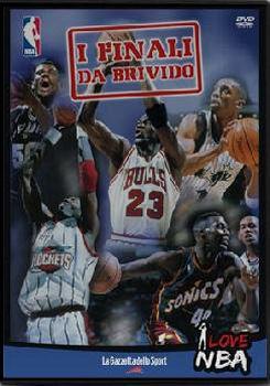 copertina di I love NBA 12 - I finali da brivido