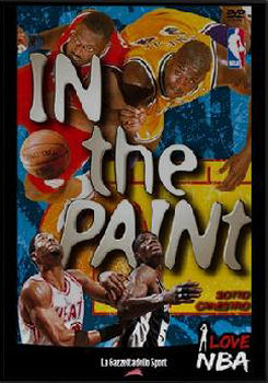 copertina di I love NBA 15 - In the paint