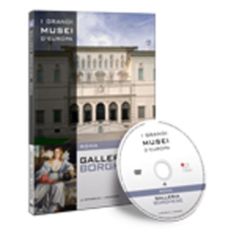copertina di Galleria Borghese Roma - I grandi musei d'Europa 4