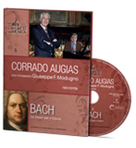 copertina di Bach - Le chiavi per il futuro - I segreti della musica 5