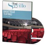 copertina di Bagattelle teatrali - Toni Servillo a teatro 8