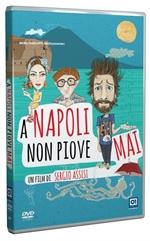 copertina di A Napoli non piove mai
