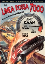 copertina di Linea rossa 7000