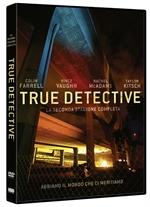 copertina di True Detective - Stagione 2 (3 DVD)