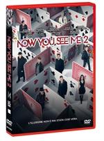 copertina di Now You See Me 2 - I maghi del crimine