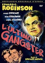 copertina di Ultimo gangster, L'
