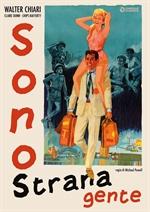copertina di Sono strana gente (Cineclub Classico)
