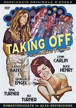 copertina di Taking off