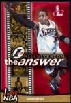 copertina di I love NBA 6 - Allen Iverson: the answer