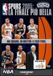 copertina di I love NBA 10 - Spurs 2005: La finale più bella