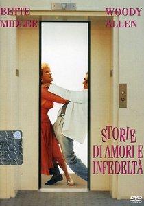 copertina di Storie di Amori e Infedeltà
