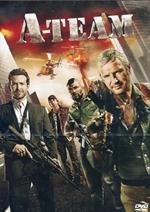 copertina di A-Team