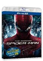 copertina di Amazing Spider-Man, The (Blu-Ray 3D/2D + Blu-Ray Disc)