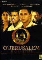 copertina di O' Jerusalem