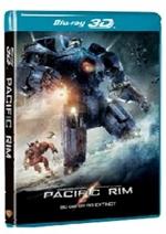 copertina di Pacific Rim (Blu-Ray 3D + 2 Blu-Ray Disc + Copia Digitale)