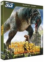 copertina di A spasso con i Dinosauri (Blu-Ray 3D/2D + DVD)