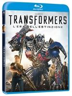 copertina di Transformers 4 - L'era dell'estinzione (Blu-Ray Disc + Bonus Disc)