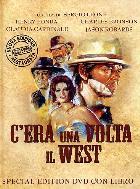 copertina di C'era una volta il West (Special Edition DVD + Libro)