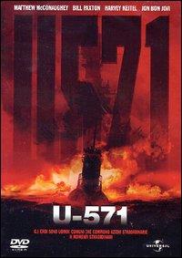 copertina di U-571